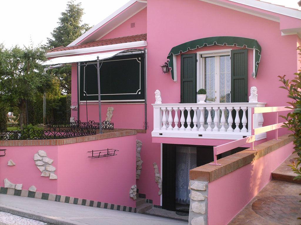 Tinteggiatura pareti esterne a padova longato carlo - Colori case esterni ...