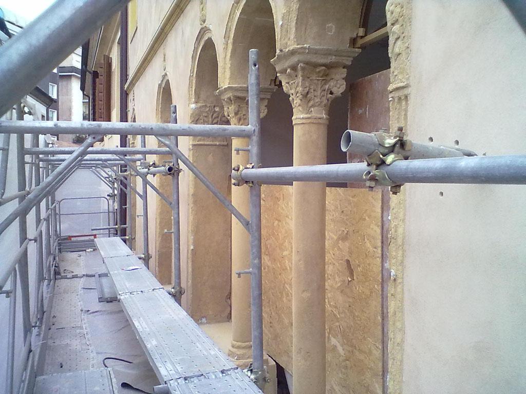 Restauro conservativo e ristrutturazioni a padova for Restauro conservativo