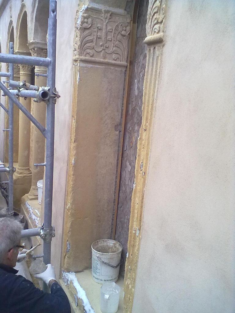restauro conservativo edifici storici padova
